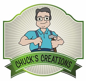 Chucks Creations Logo Chucks Creations Logo ODCOMPRESSED